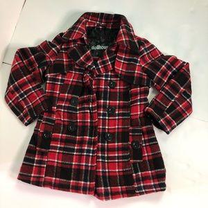Dollhouse Girl jacket charcoal size 5-6